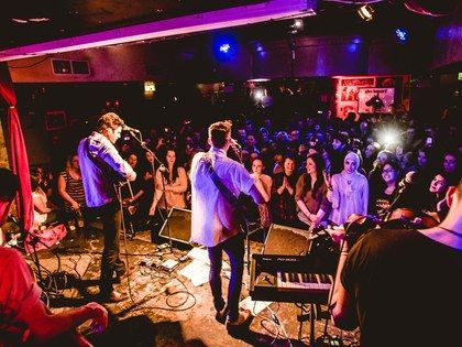 10 Best Places for Live Music in Dublin  Condé Nast Traveler Music 10 Best Places for Live Music in Dublin