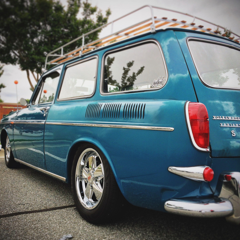Volkswagen Fastback For Sale: Our 1965 VW Squareback (Variant)