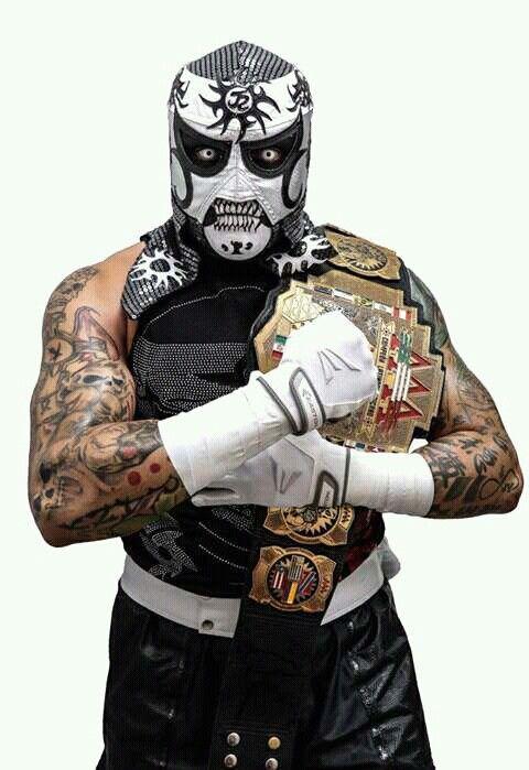 Pentagon jr mask lucha libre mask