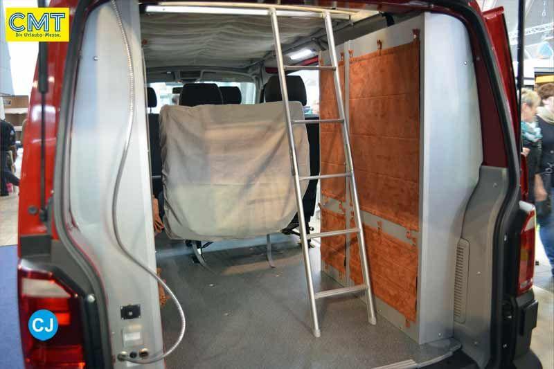Dream Catcher Campers Zooom builds the Dream Catcher in VW T40 Camper Journal Mini 5