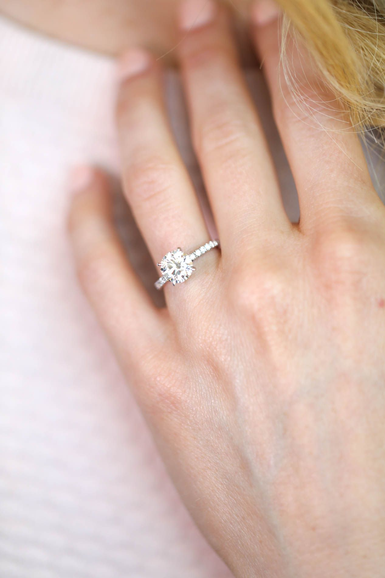 One doesn\'t need to be French to LOVE French Pavé . Custom ...