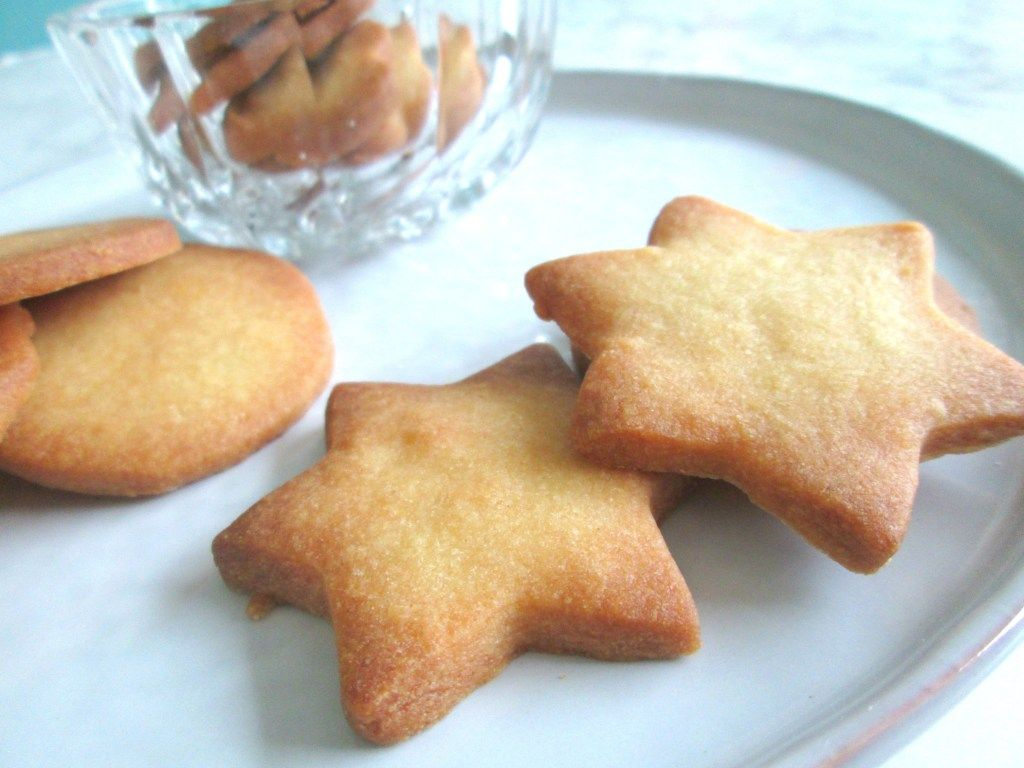 Makkelijke koekjes (basis recept)