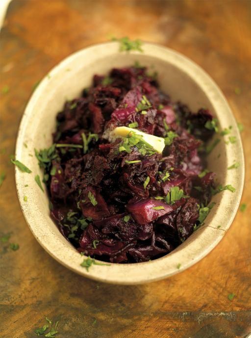 Red Cabbage Recipe | Vegetables Recipes | Jamie Oliver Recipes