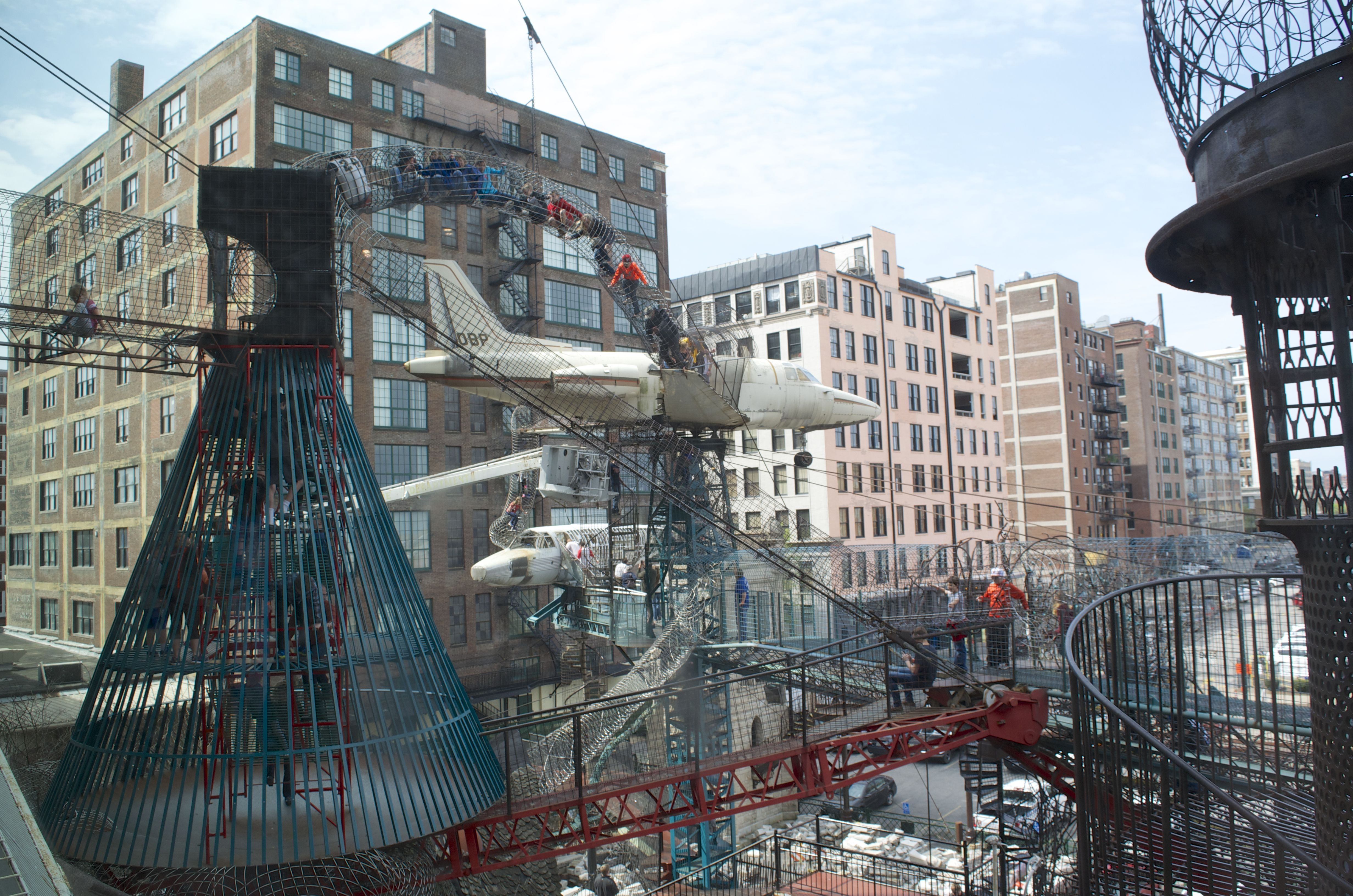 Tips To Survive The City Museum In St Louis Missouri