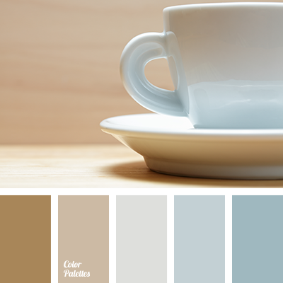beige, blue color palettes, cream, gray, gray-blue, khaki