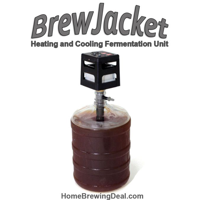Save 31 On A Brewjacket Fermentation Heater And Cooler Home
