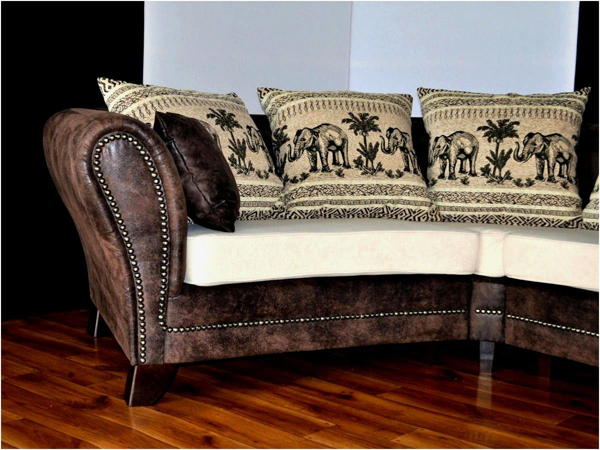 Big Sofa Gunstig Schon Big Sofa Kolonialstil Afrika Couch Full Size Ecksofa