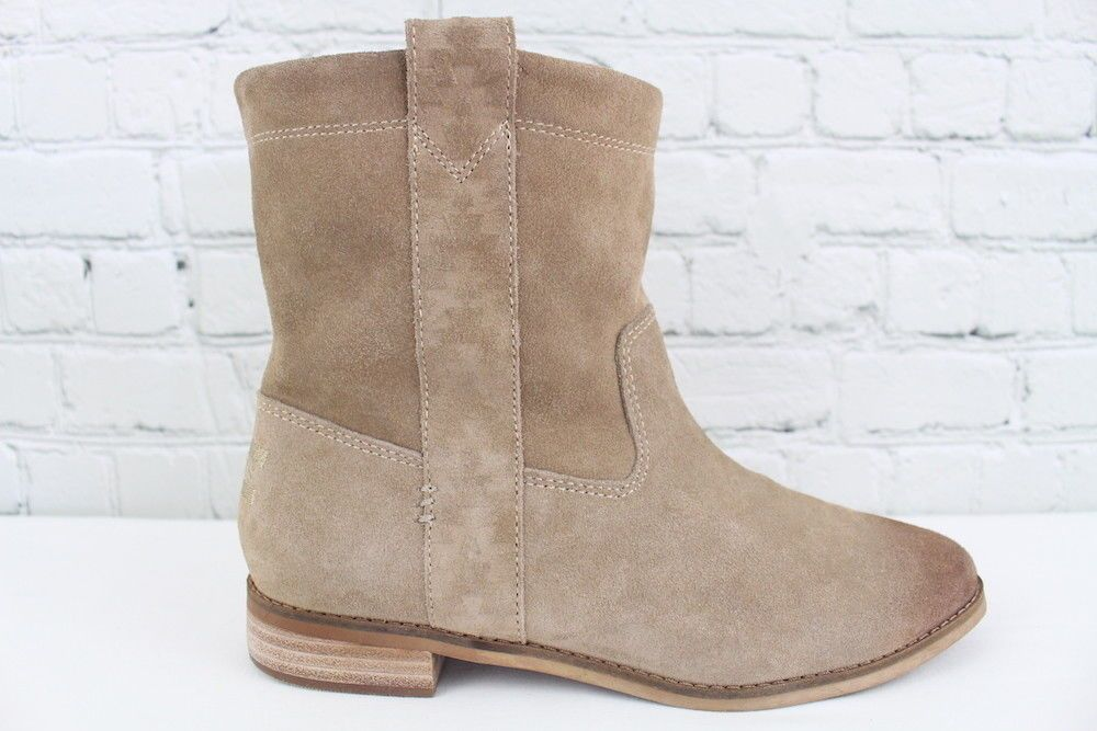 7a625bb0475 Toms Laurel Womens Suede Ankle Boots Size 9 #fashion #clothing ...