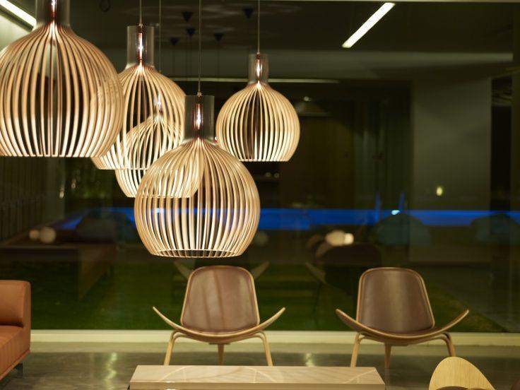 Lamparas Octo Secto Desing Lamparas de diseño ecologico Lámparas