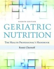 Geriatric Nutrition Geriatric Health Professionals Nutrition
