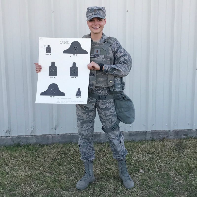 air force security