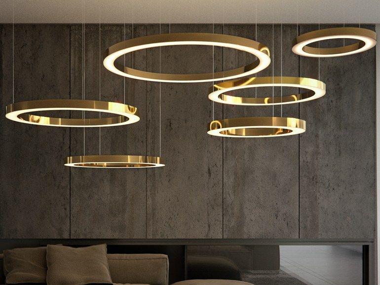 Lampade A Sospensione Design : Lampada a sospensione fatta a mano in metallo mahlu by cameron