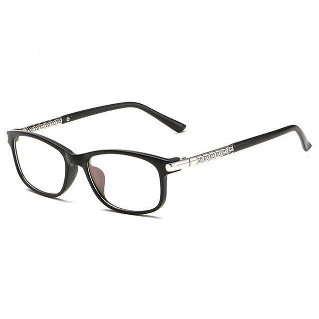 92704e0a3b4 New Korean Glasses Frames Women Eyewear Optical Brand Design Computer  Glasses Reading Eyewear Myopia Prescription Spectacles 407
