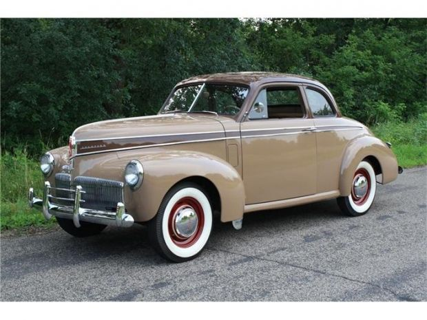 1941 Studebaker Champion | Amazing Classic Cars