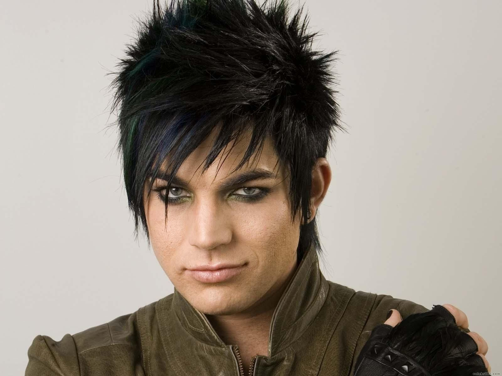 Lamberts Adam emo hair style pictures