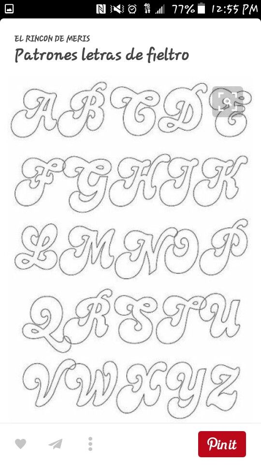 Pin By Look Soso On ساره Pinterest Lettering Alphabet And Fonts