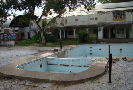 Pablo Escobars house