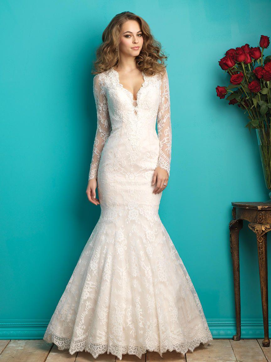 Beautiful Fox Wedding Gowns Embellishment - Wedding and flowers ...
