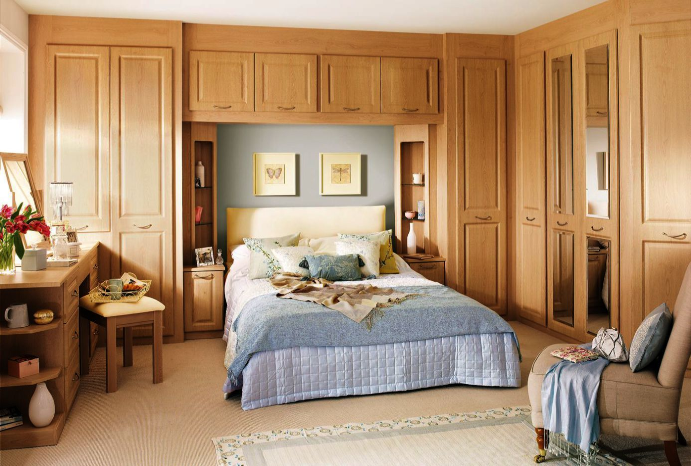 Soren Bed Rove Concepts Rove Concepts MidCentury