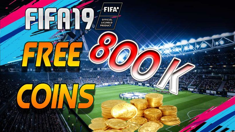 FIFA 19 Coins Hack update ! Generate unlimited coins & points   it's
