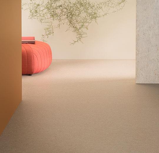 Marmoleum Terra linoleumgolv Forbo Flooring Systems (med