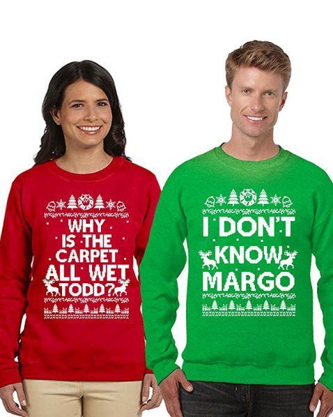 Ugly Christmas Sweaters Pinterest.Holiday Gift Ideas Pinwire 15 Couples Ugly Christmas