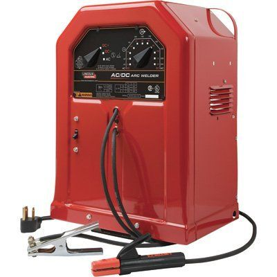 Lincoln Electric Ac Dc 225 125 230v Stick Welder 225 Amp Ac 125 Amp Dc Output Model Arc Welders Welders For Sale Welding