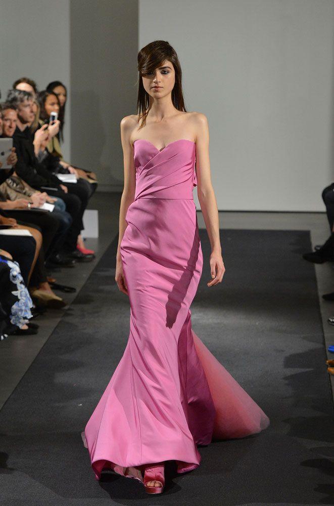 Vera Wang | Evening wear | Pinterest
