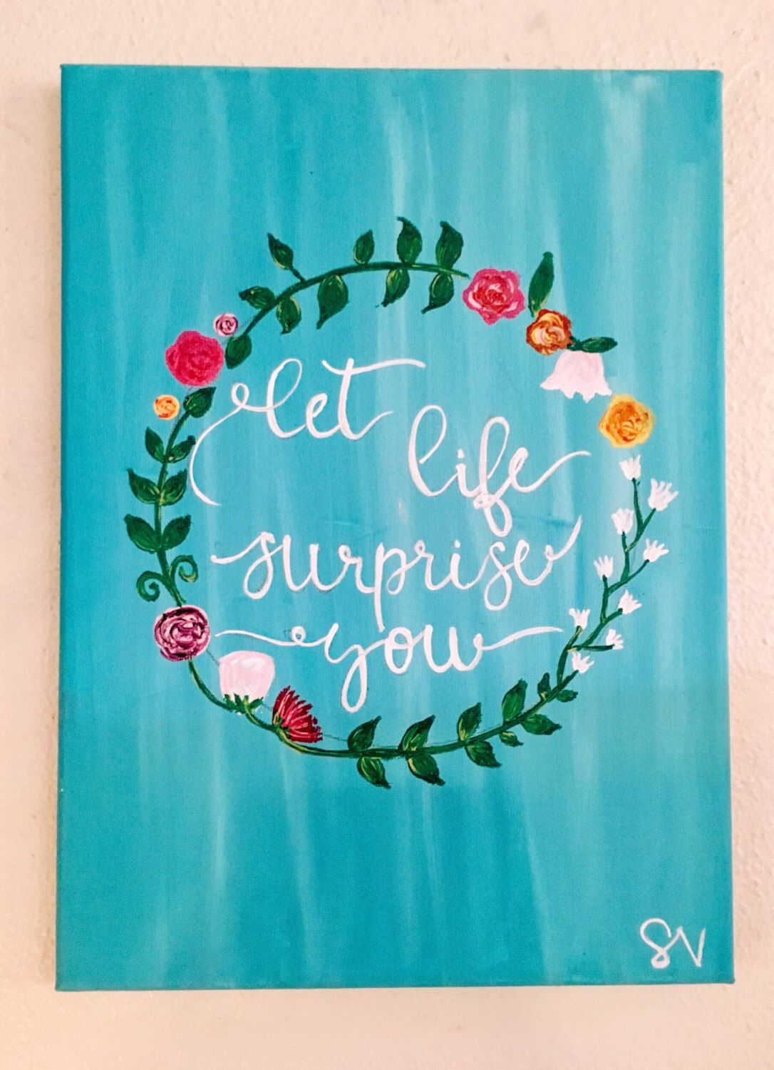 You Are Loved Quote Canvas Painting Artsy Artsy Pinterest