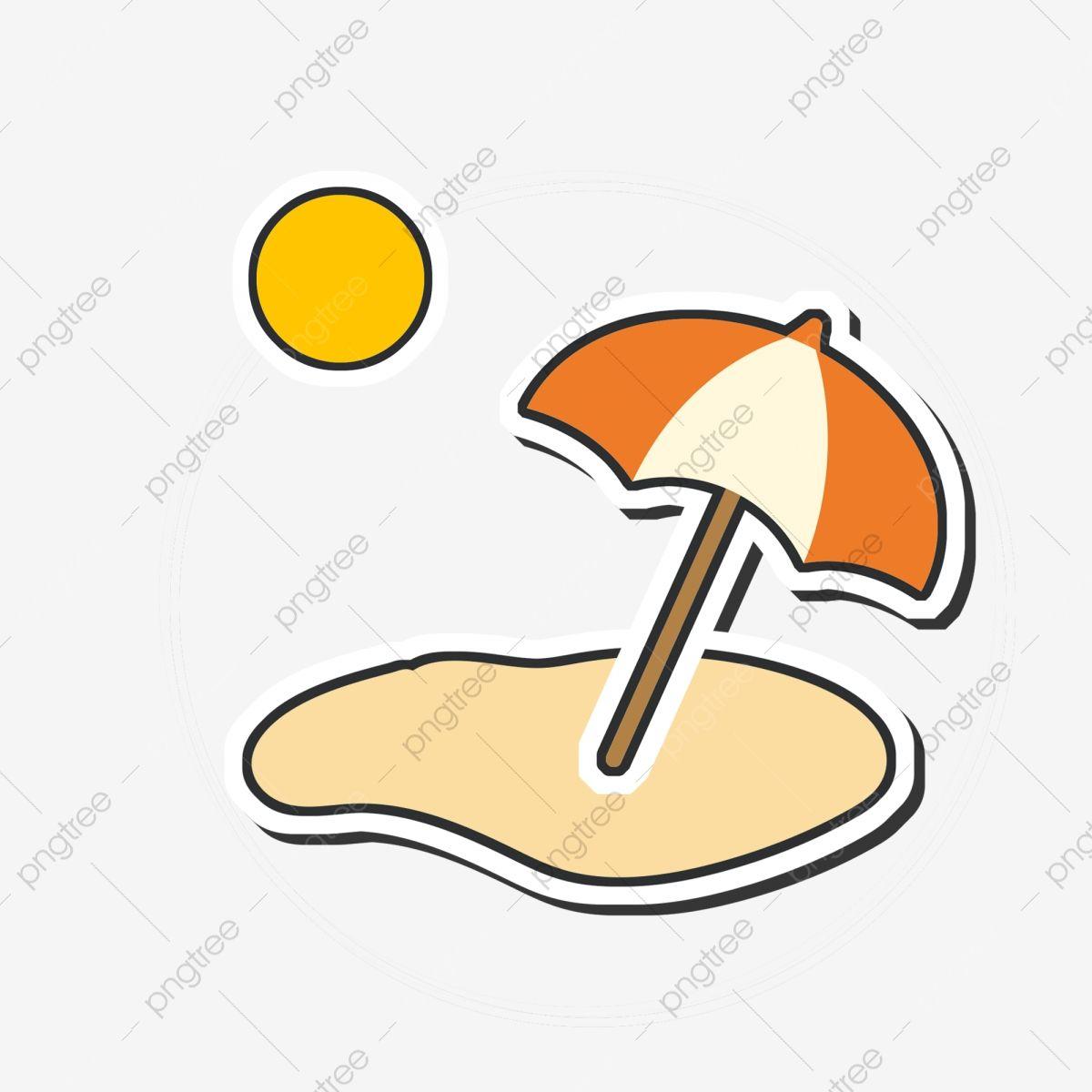 Etiqueta Engomada Del Paraguas De Sol De Playa De Dibujos Animados De Verano Verano Dibujos Animados Playa Png Y Psd Para Descargar Gratis Pngtree Paraguas Dibujos Animados Engomados