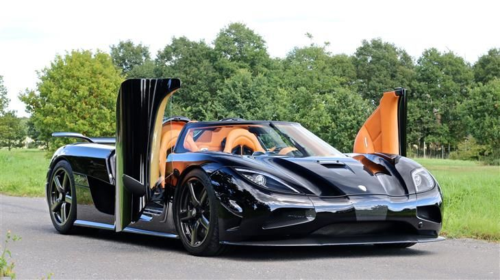 Used Koenigsegg cars for sale with PistonHeads | Sport cars ...