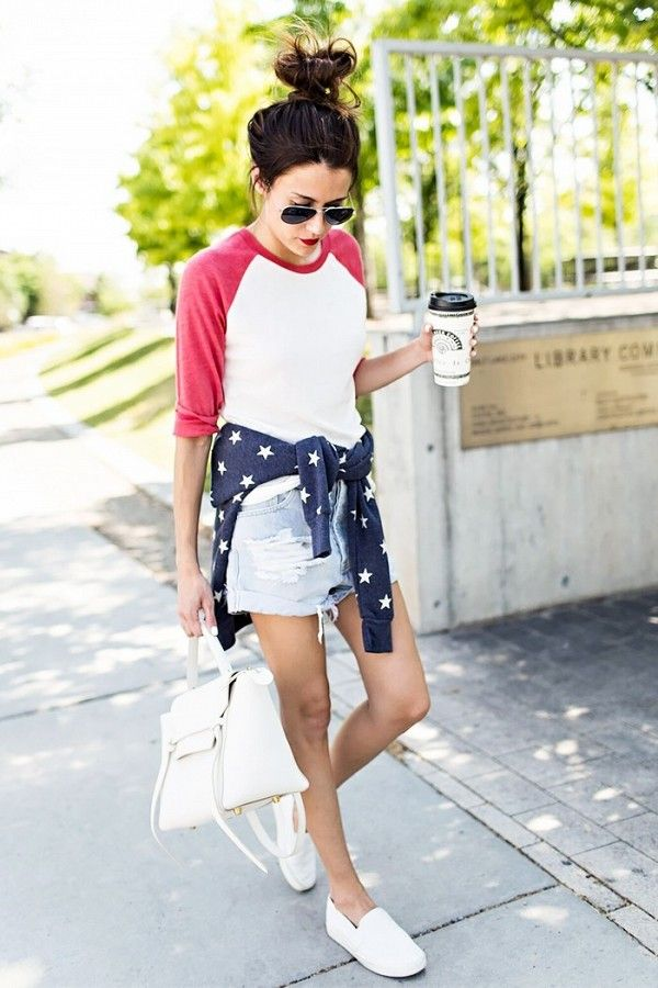 140a4ce7949 What Fashion Girls Wear on the Fourth of July