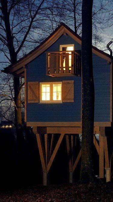 Ungewöhnliche Übernachtungsmöglichkeiten in NRW