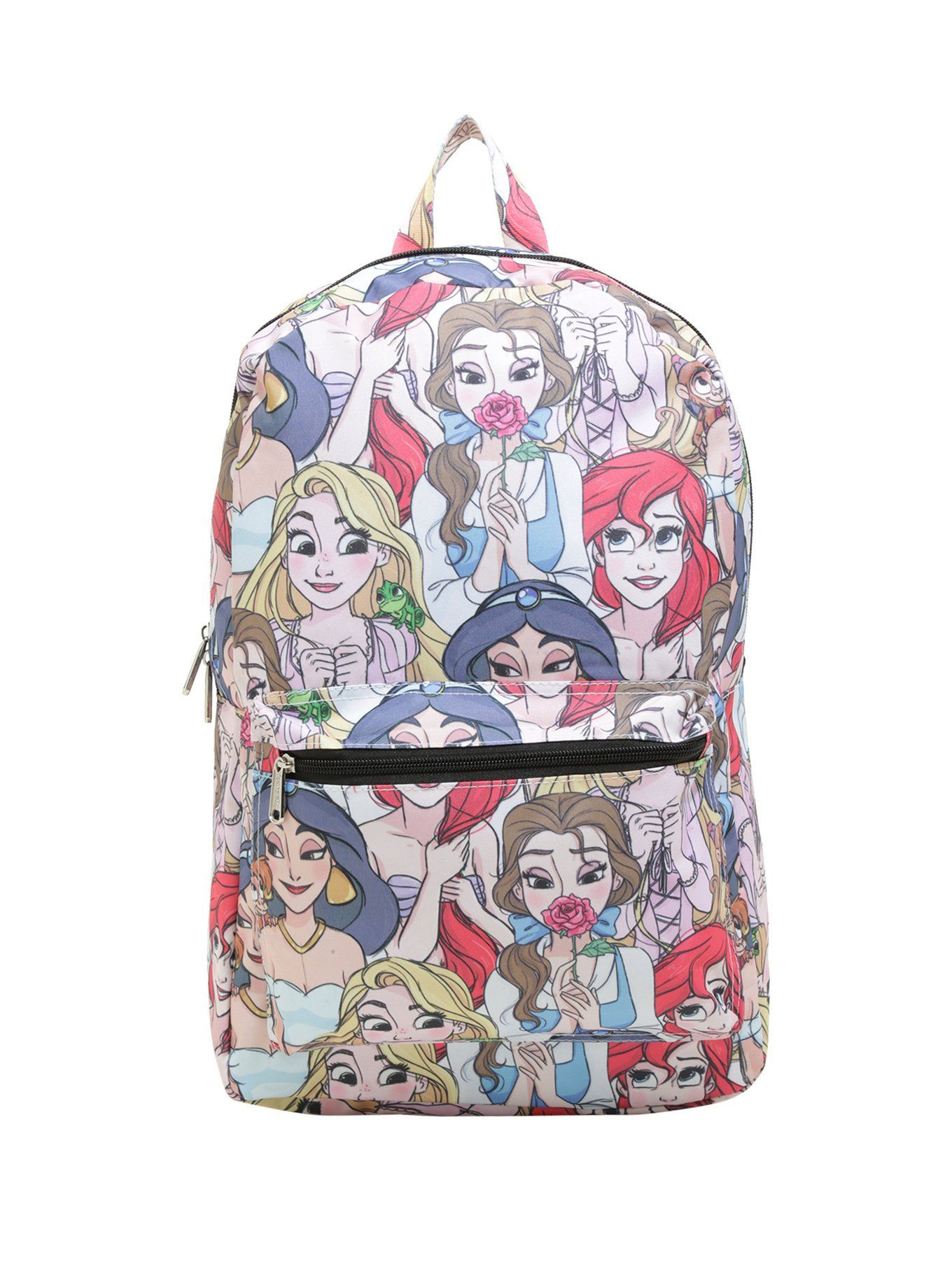 20b86306c1b Loungefly disney princess characters backpack in 2019