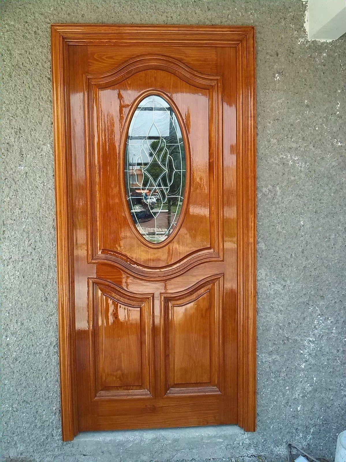 Pin de lucitta en remodelacion en 2019 doors interior - Puertas de entrada madera ...