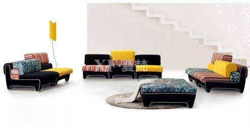 Foshan Qimeixuan Sofa Manufacturer Fabric Sofa Leather Sofa Latest Sofa Designs Living Room Sofa Design Sofa Manufacturers