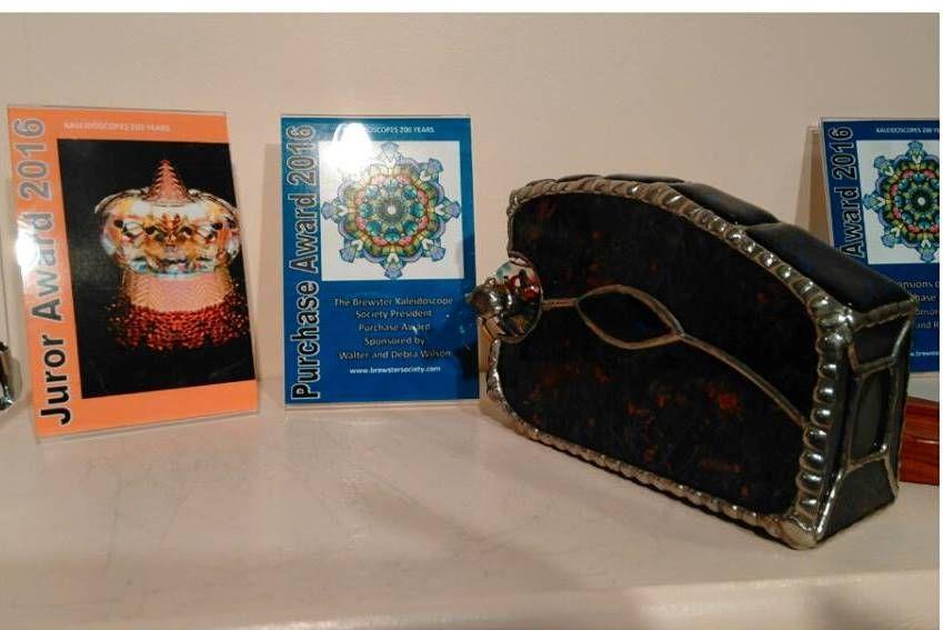"""""""St Basil"""" won awards at the BKS Kaleidoscope 200 years exhibition"""