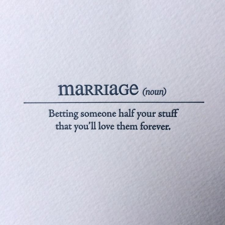 8a82e0c3625ea07c5dbc338b61ce581a marriage letterpress card quotes marriage, happy marriage and