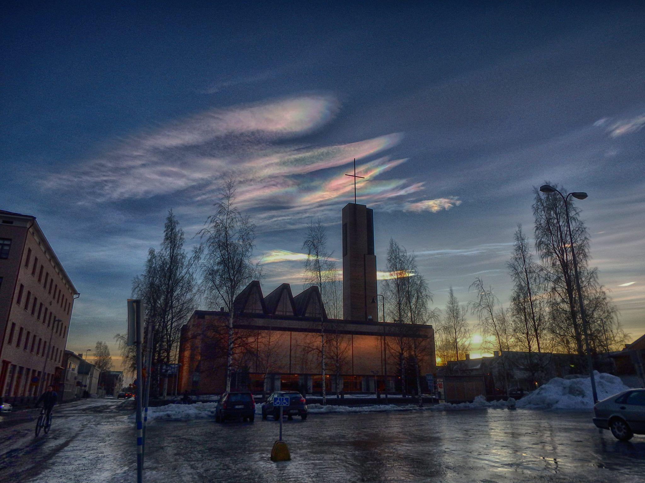 Kokkolan kirkko, Suomi