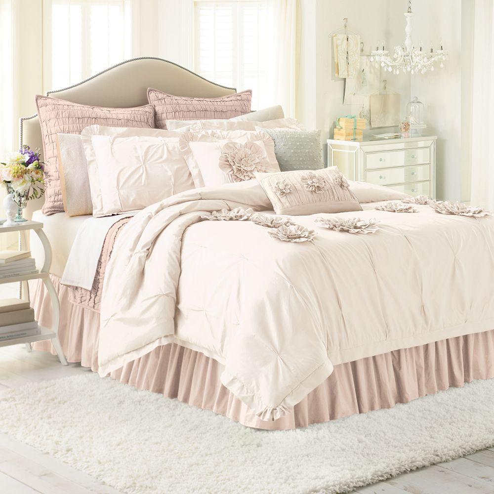 Bedroom Decor Kohl S lc lauren conrad for kohl's chloe duvet cover set | home decor