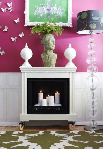 Good Ideas For You | Artificial Fireplaces