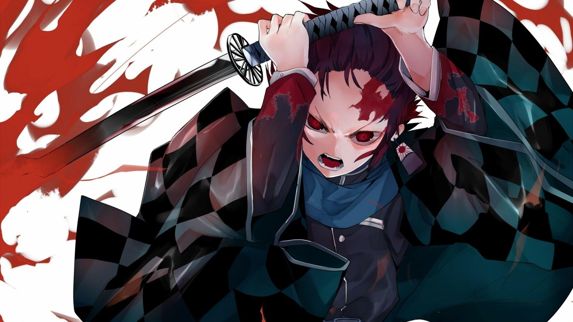 kimetsunoyaba tanjiro demonslayer fanart Anime