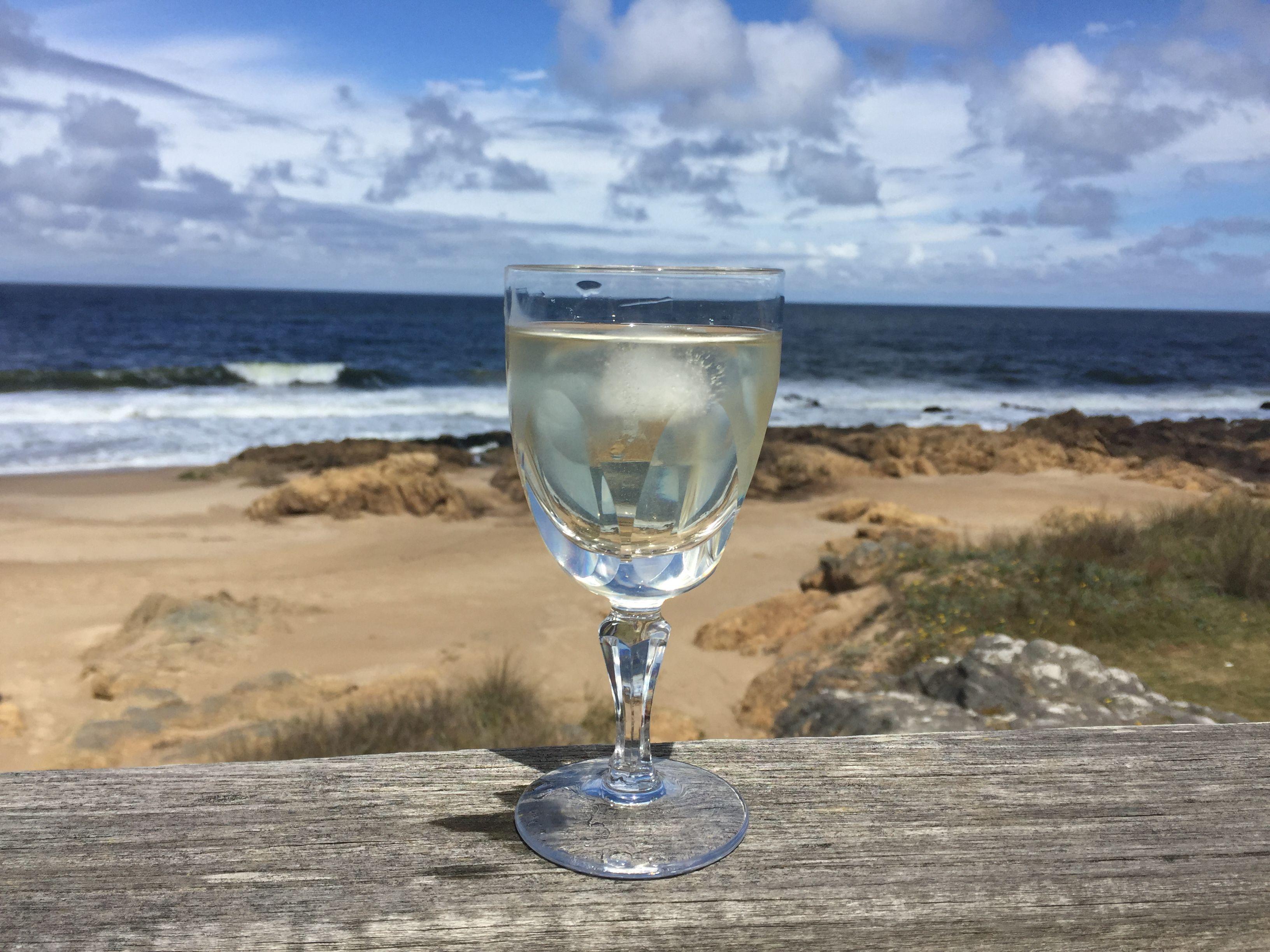 Copa De Vino Blanco Cristal Deco Summerdeco Party  # Champagne Muebles Uy