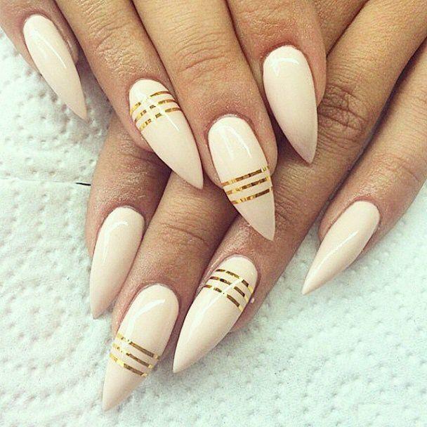 Model Unghii Stiletto 5 Nails Trends 2014 Nails Stiletto Nails