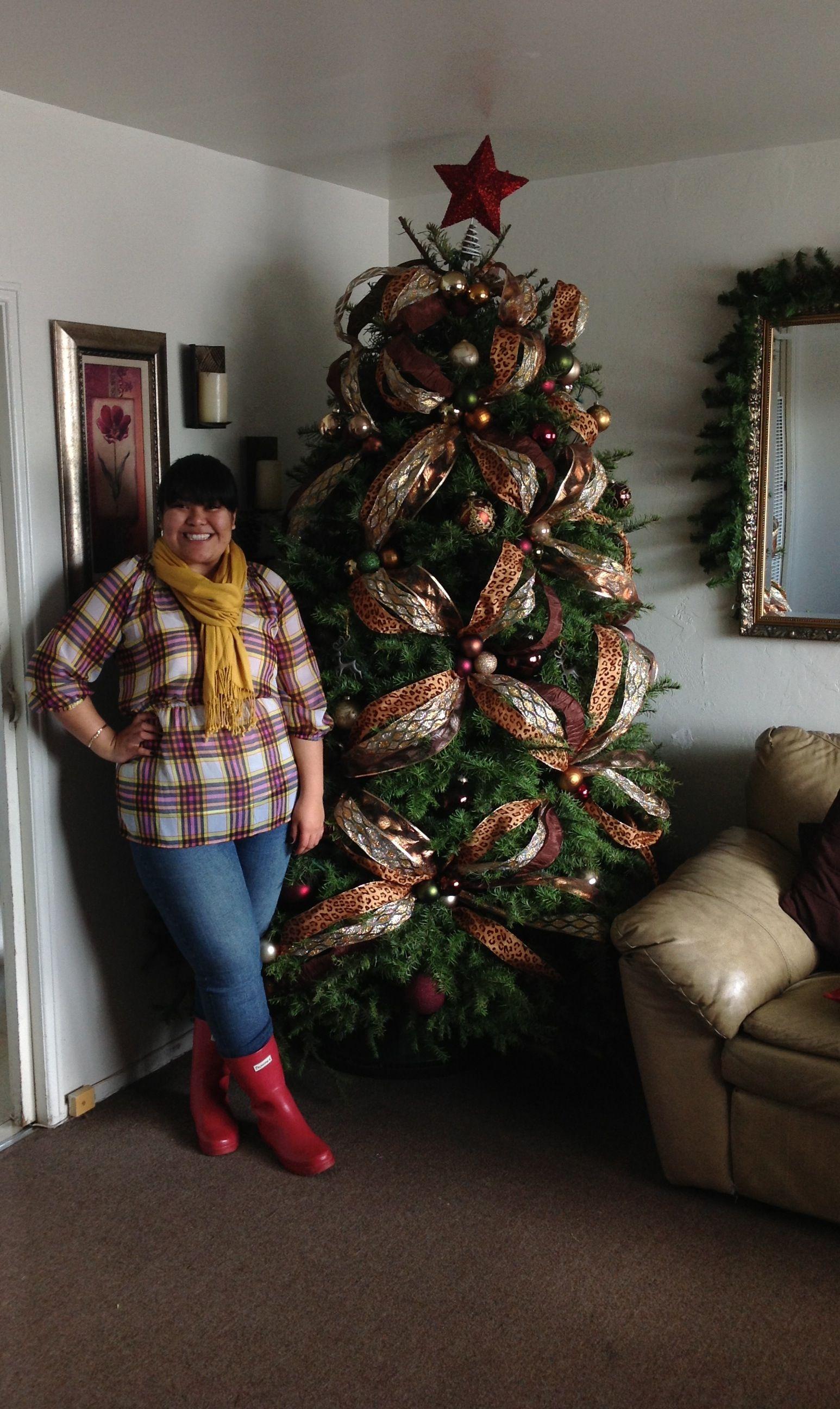 Christmas Craft Ideas 2012 Part - 27: My Leopard Christmas Tree 2012 · Christmas DecorationsChristmas  CraftsChristmas IdeasOffice ...