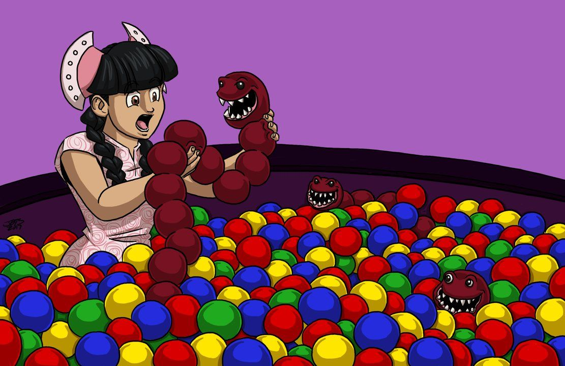 Baby Mimic Ball Pool by ProdigyDuck.deviantart.com on ...