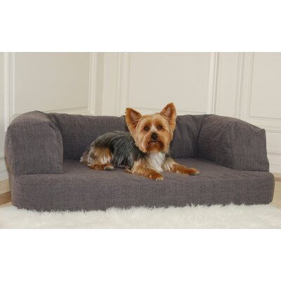 Tucker Murphy Pet Bilodeau Premium Memory Foam Orthopedic Dog Sofa