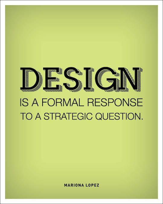 Inspirational Quotes On Pinterest: 18 Inspirational Quotes On Design