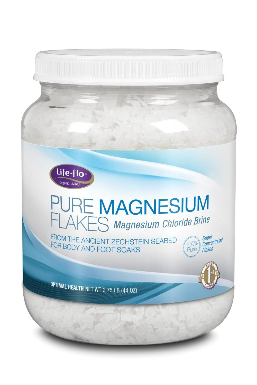 Magnesium chloride benefits health