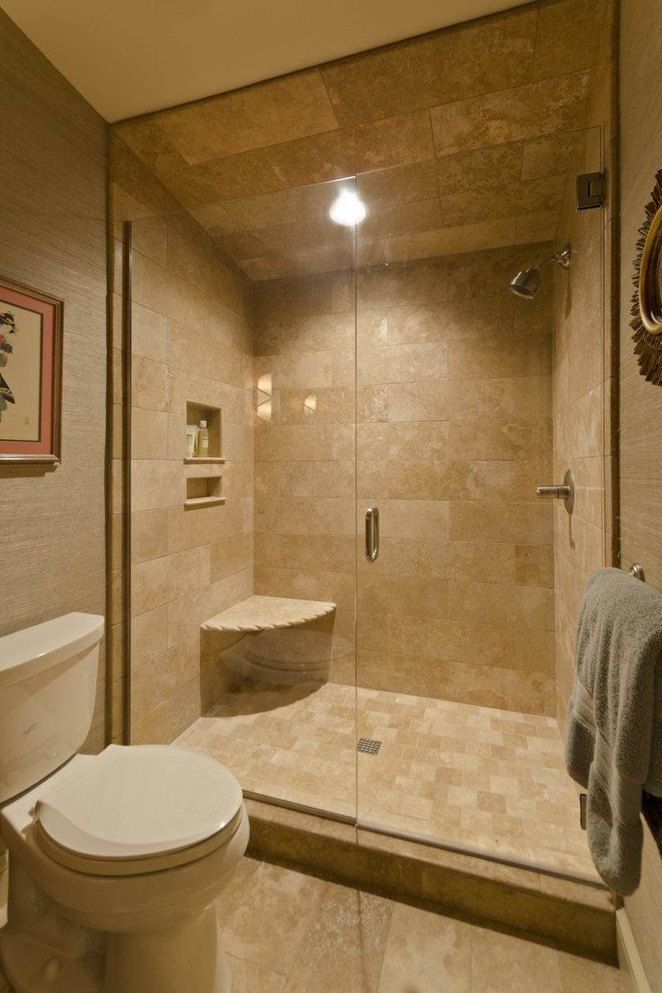 Bathroom Walk In Shower In Guest Bathroom Ideas